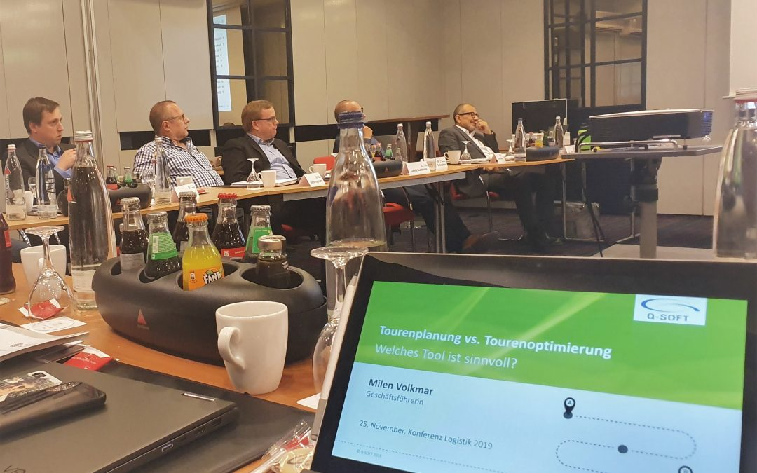 Rückblick Konferenz Logistik 2019